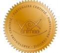 4 pattes Activités est membre du réseau et partenaire certifié de Vox Animae